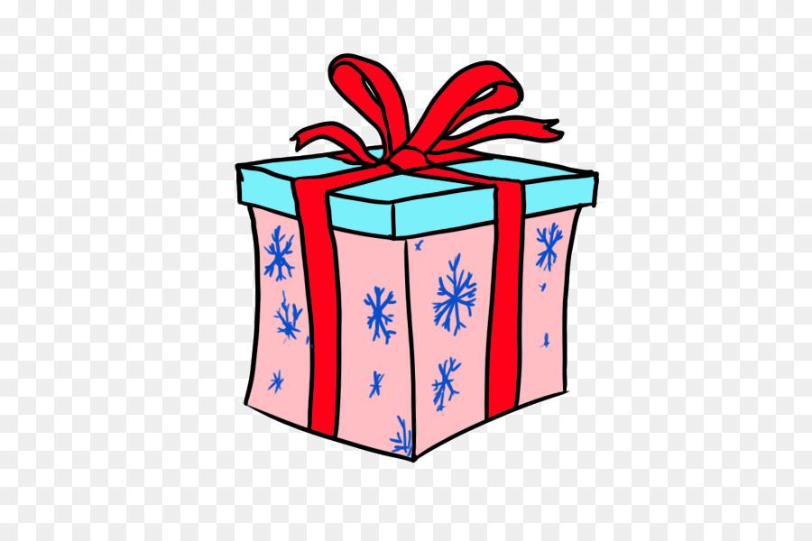 Новогодний подарок картинки для детей нарисованные