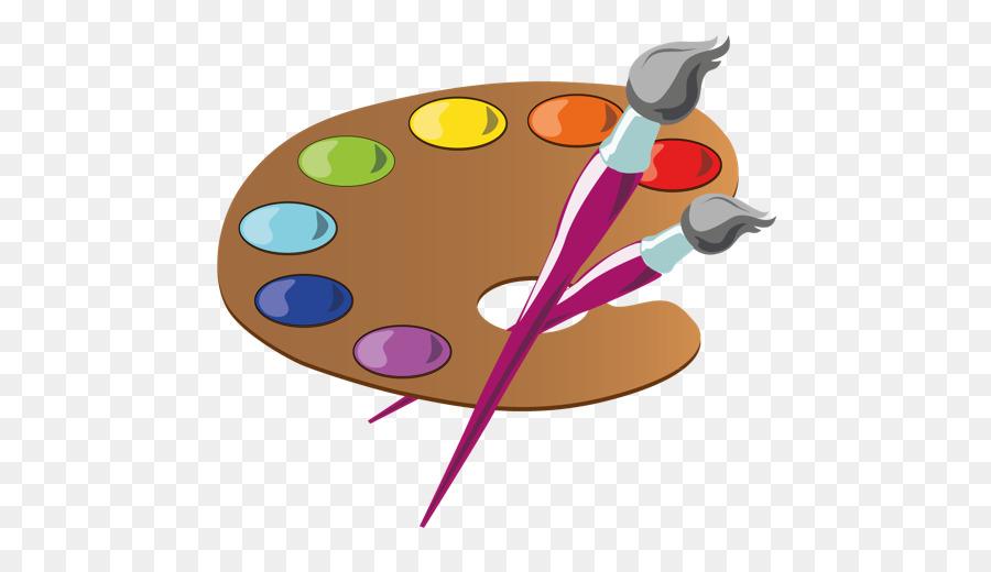 того, кисточки и краски картинки для презентации ноги