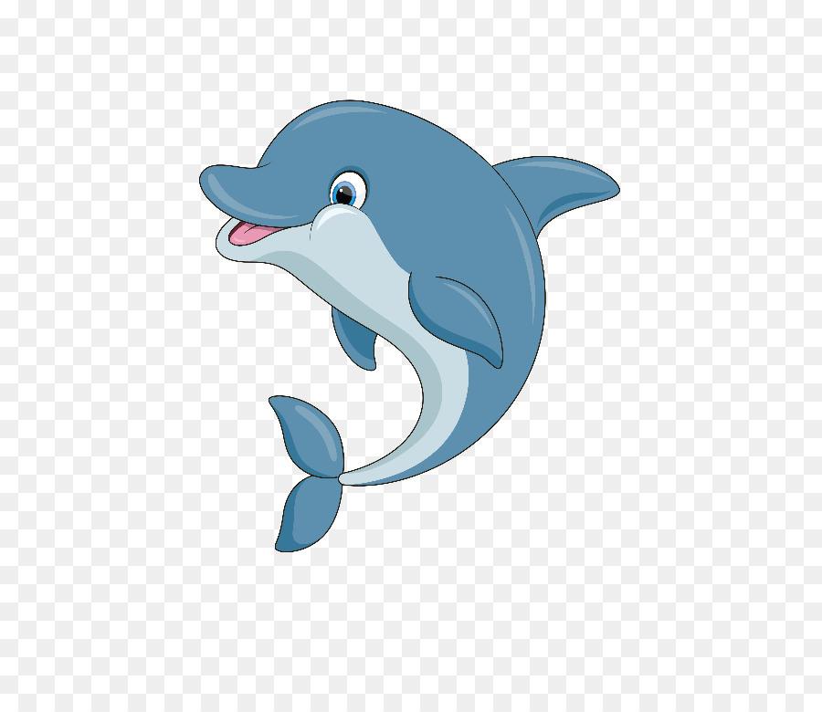 Картинка детская дельфин