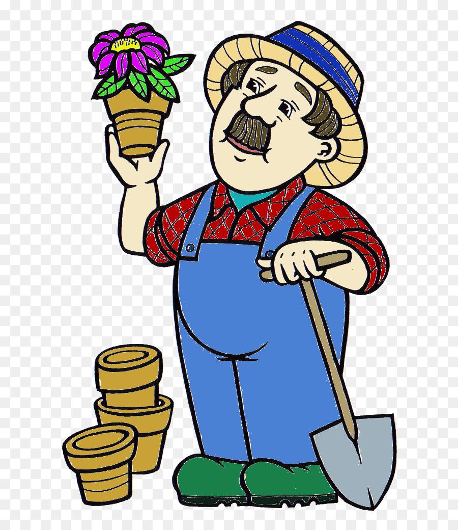 Картинка профессии садовник