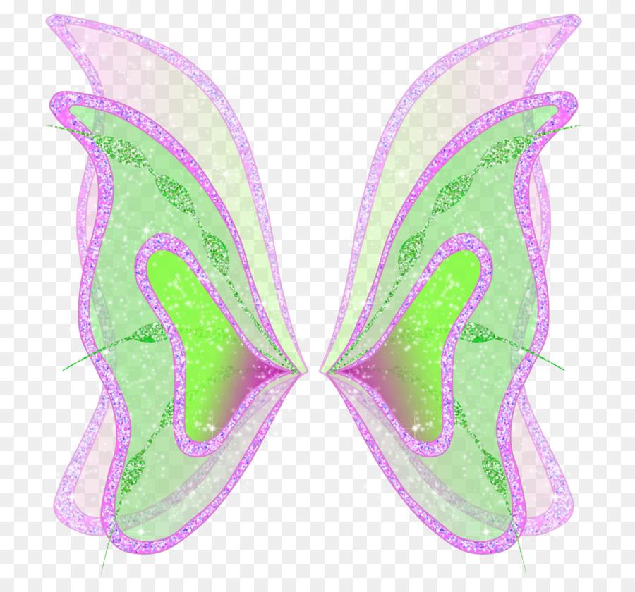картинки только крылья флоры
