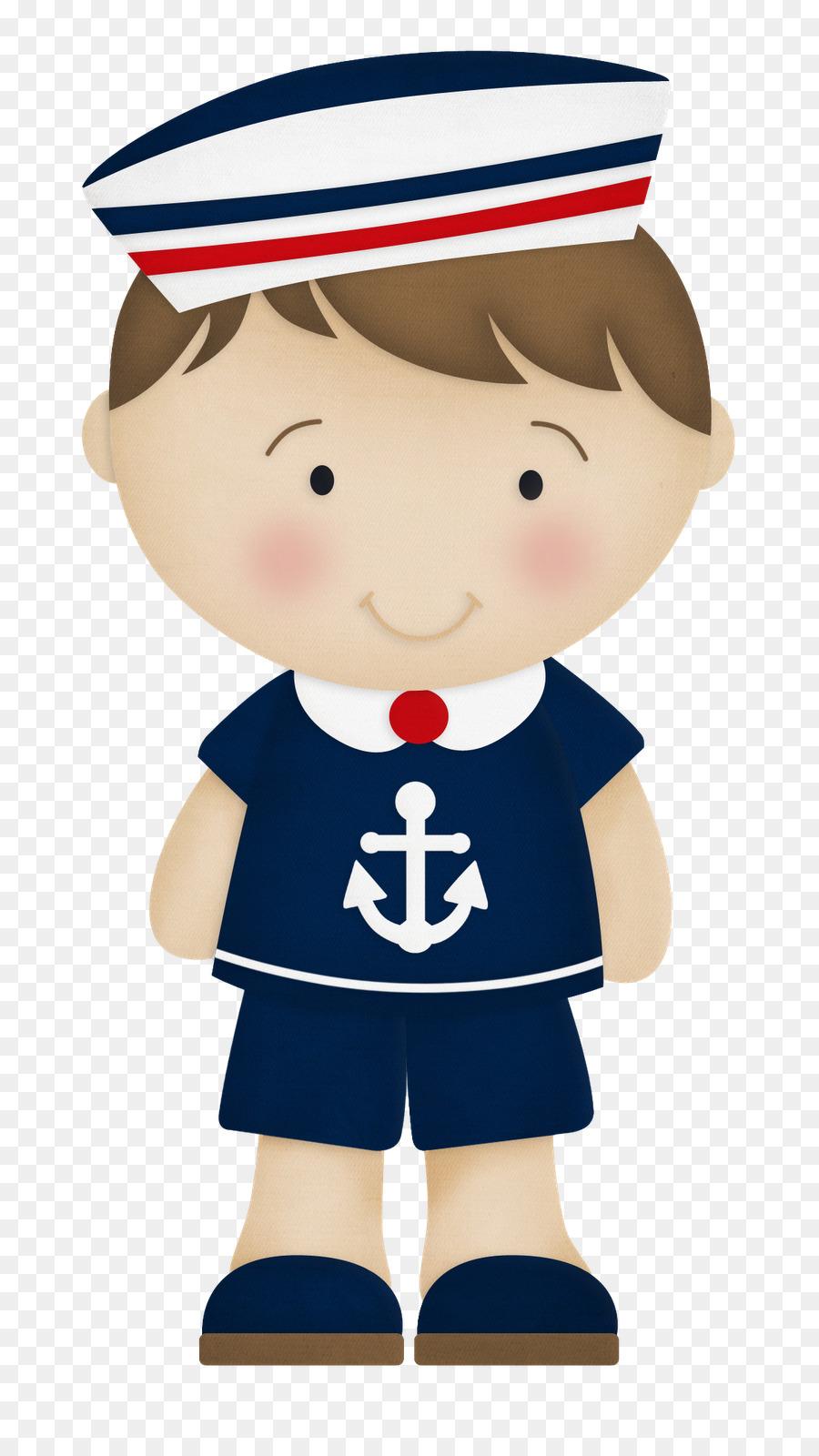 Рисунок мальчик моряк