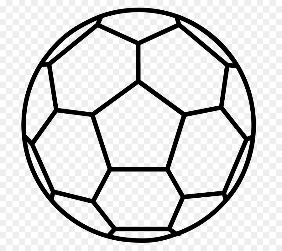 Футбольный мяч раскраска вектор