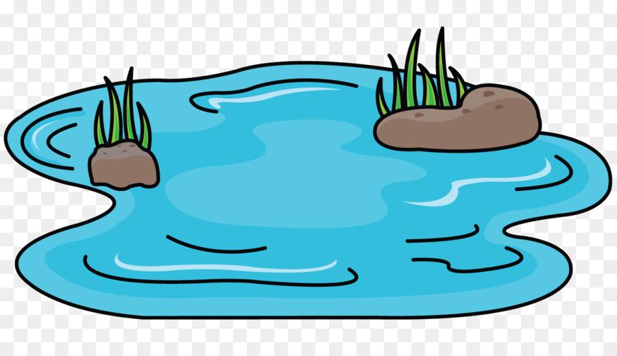 картинка мультяшного озера рождения