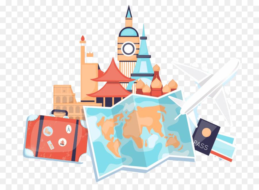 картинки вектор туризм