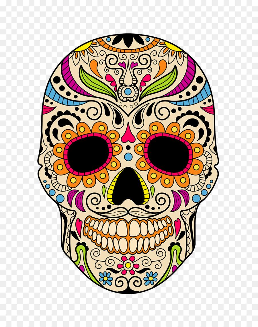 Картинки мексиканские черепа