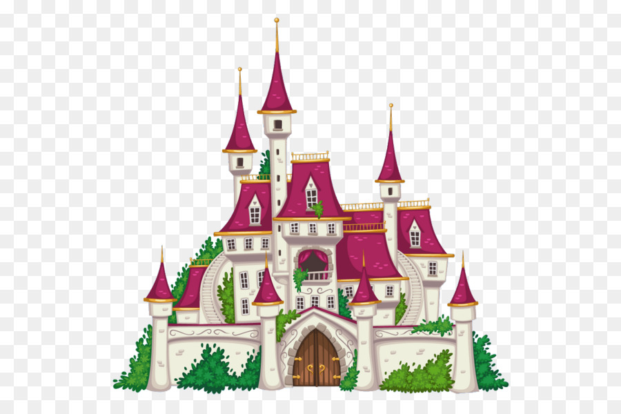 Прозрачный картинка замок