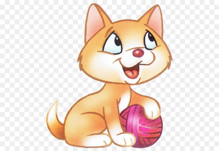 Картинка для детей котенок пнг