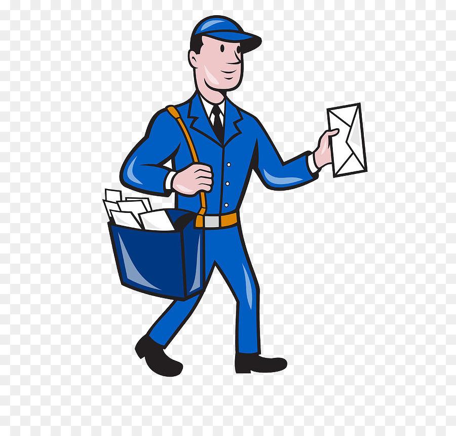 Профессия почтальона картинки