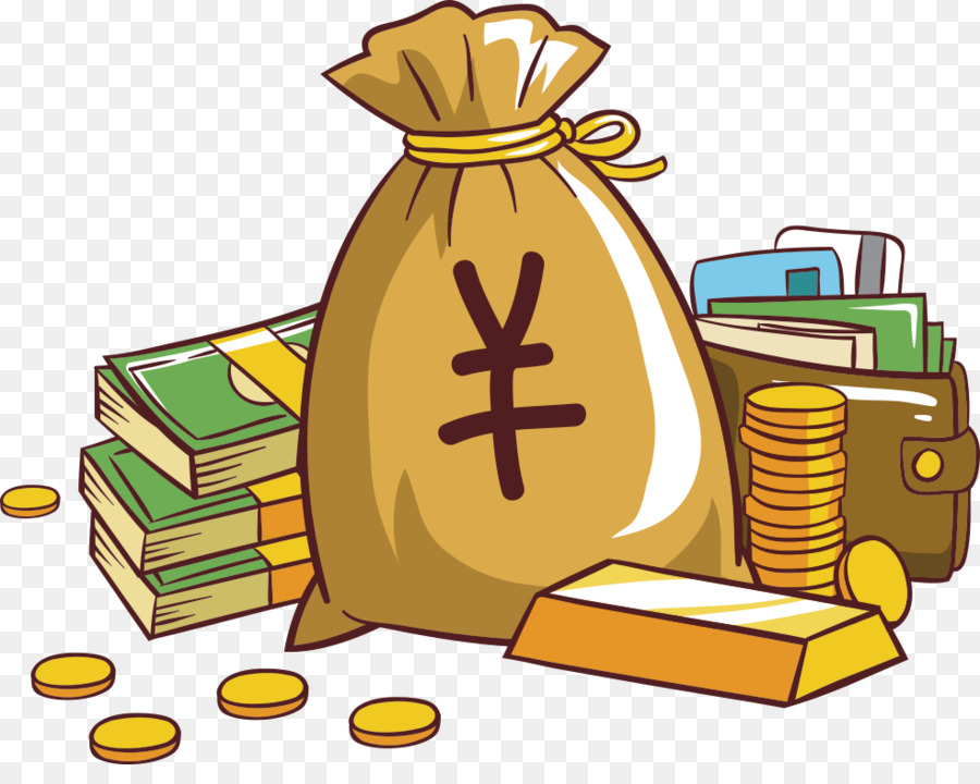 Картинки про богатство и деньги мультяшные