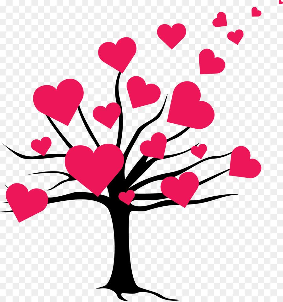картинки дерево любви автомобиль для
