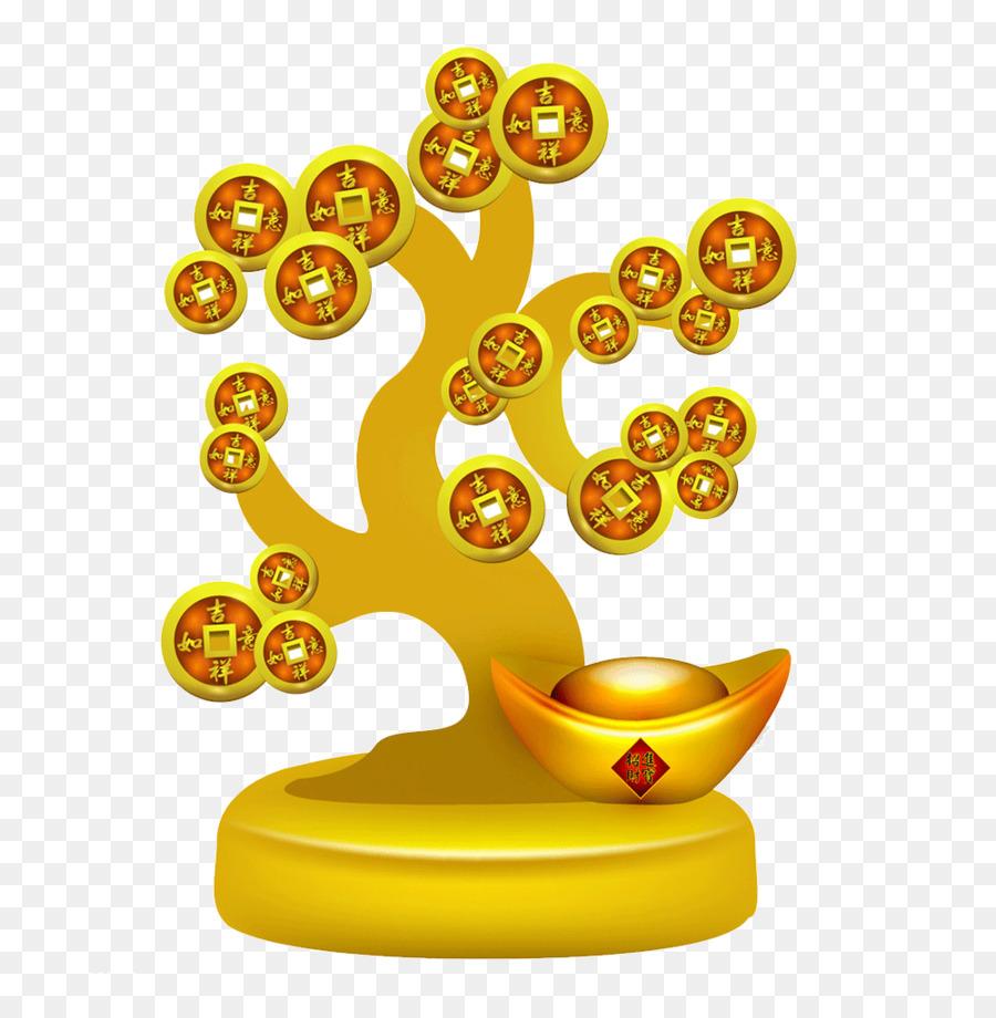 золотое денежное дерево картинка студия