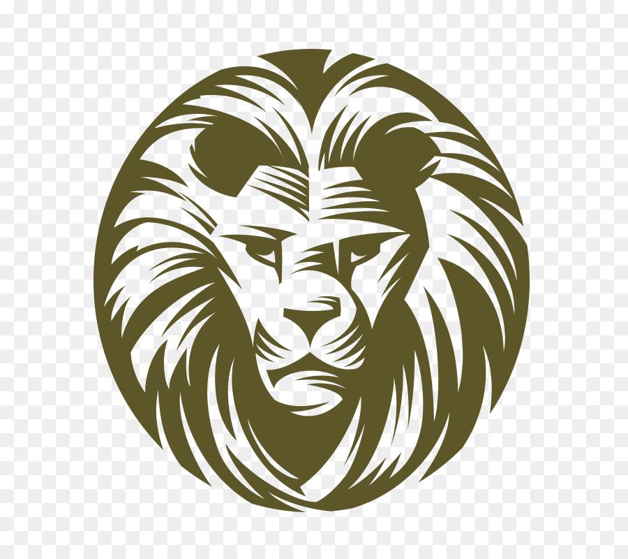 Логотип картинка лев