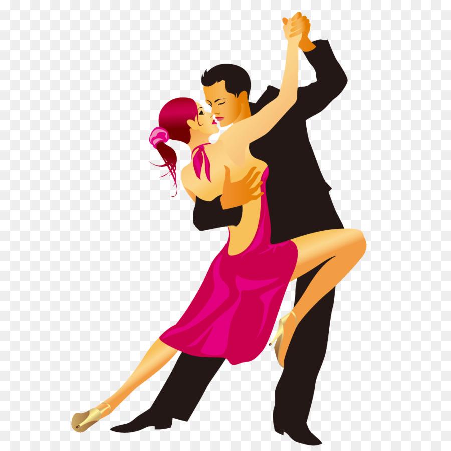 Бальные танцы открытки