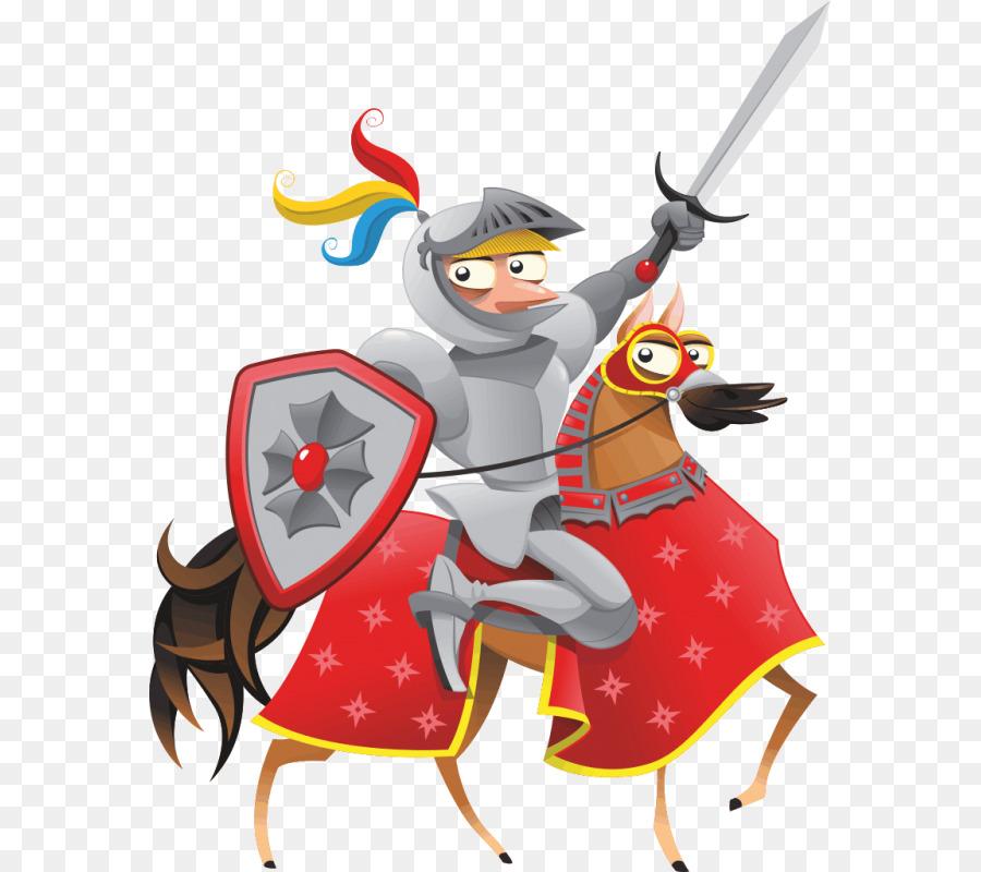 Рыцари в прикольных картинках