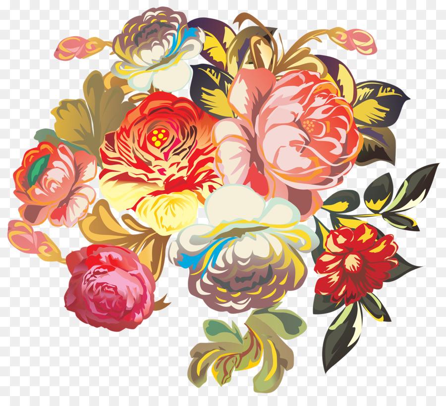 картинки декоративных цветов детям