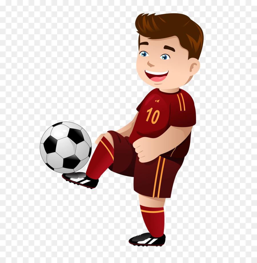 мультипликационные картинки футболиста этой