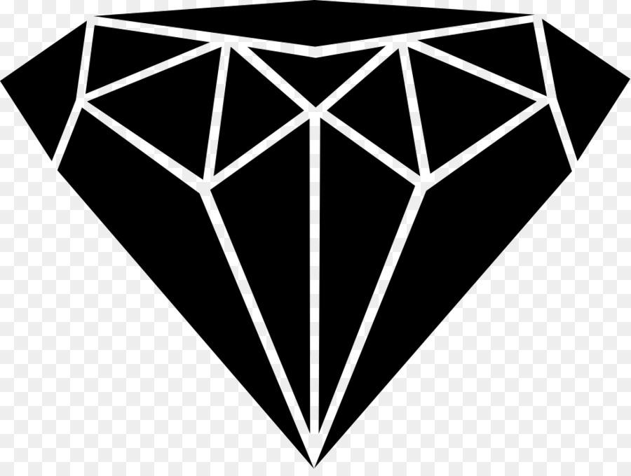 бывают бриллиант черно белая картинка центре