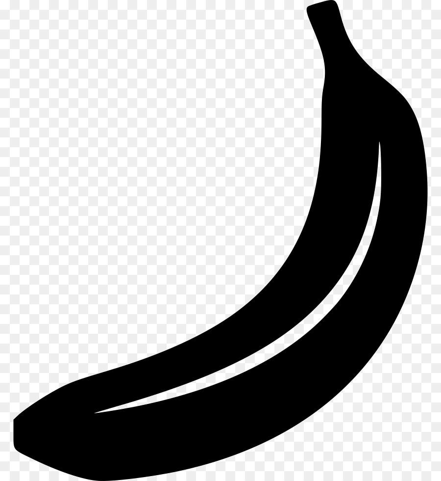 Бананы силуэт картинки