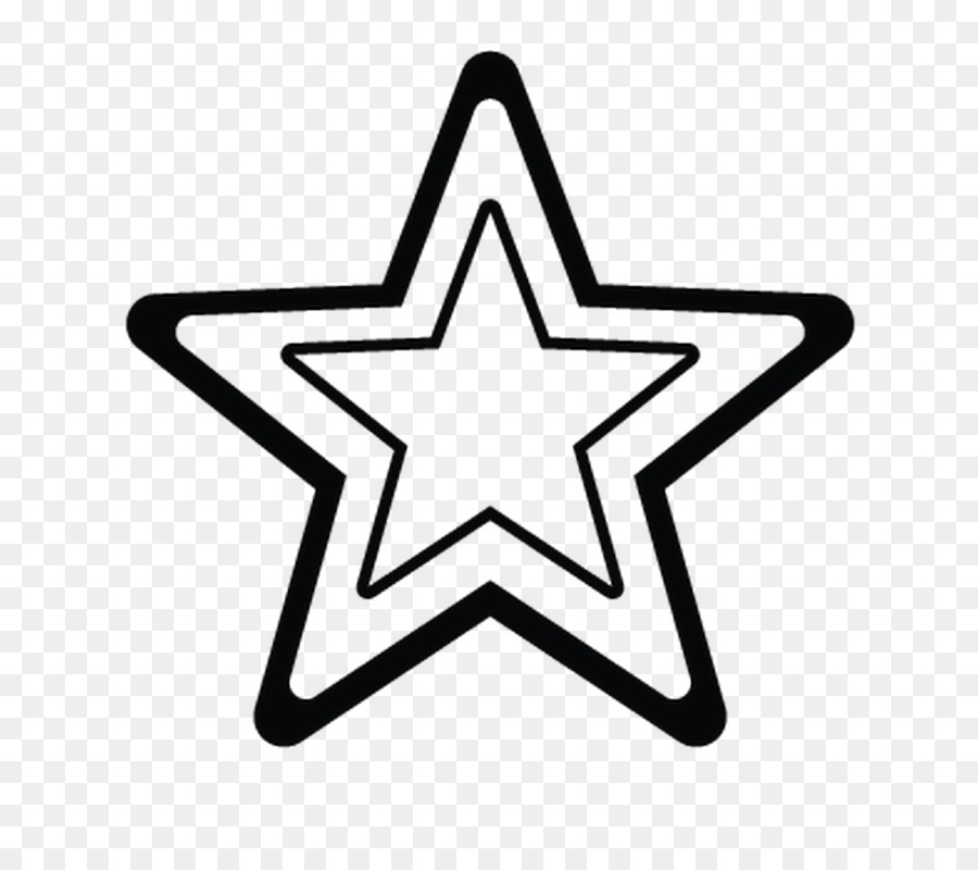 Картинка звездочки нарисовать