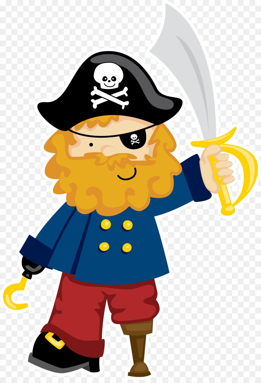 людей пиратский рисунок картинка при