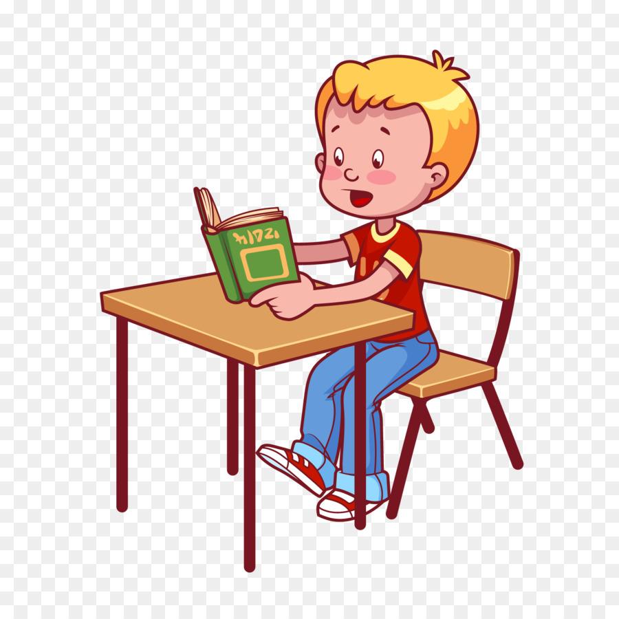 Картинки дети за партой читают