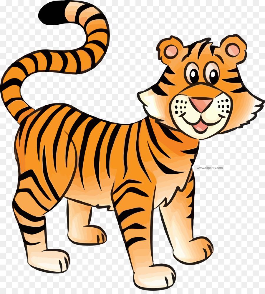 Картинки рисунки тигренок