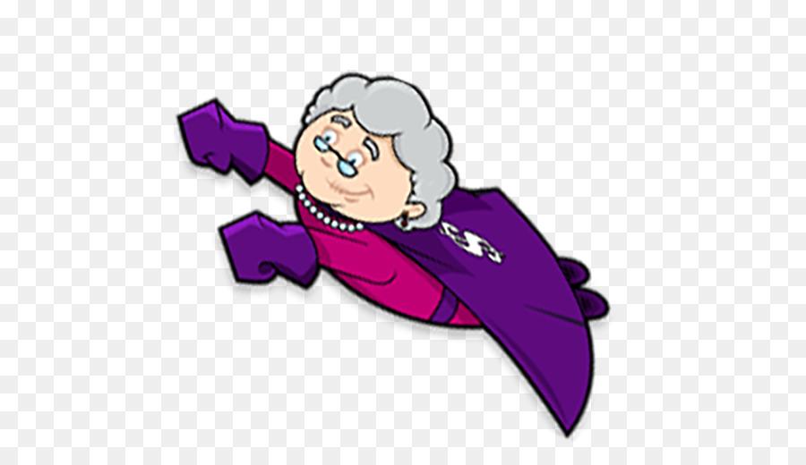 Супер бабушка картинка на прозрачном фоне