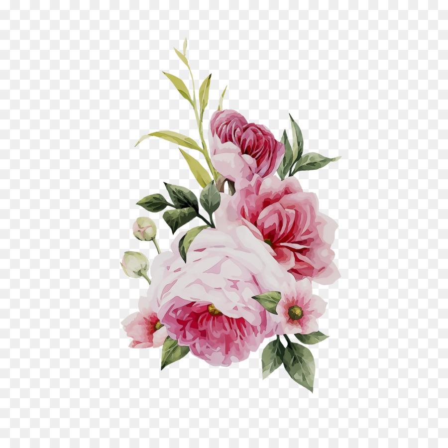 Цветок пион на открытку, открытки для