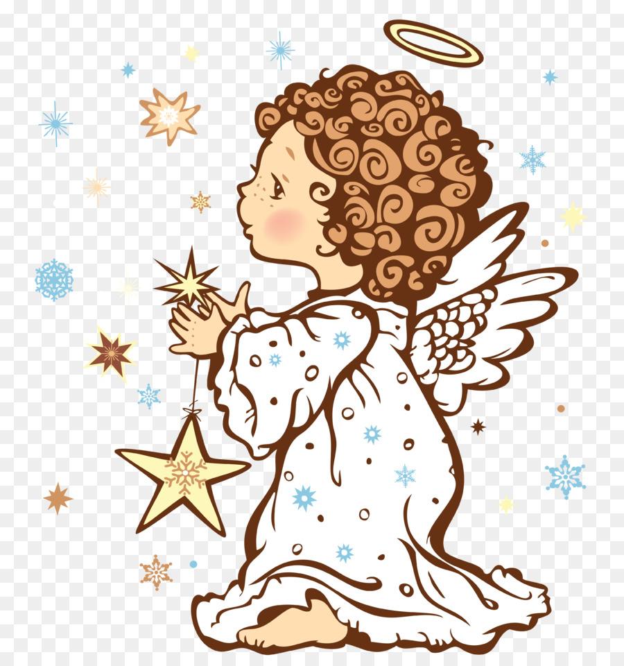 рождественские ангелы картинки на прозрачном территории