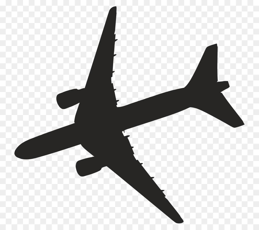 силуэт самолета без фона картинка большому счету
