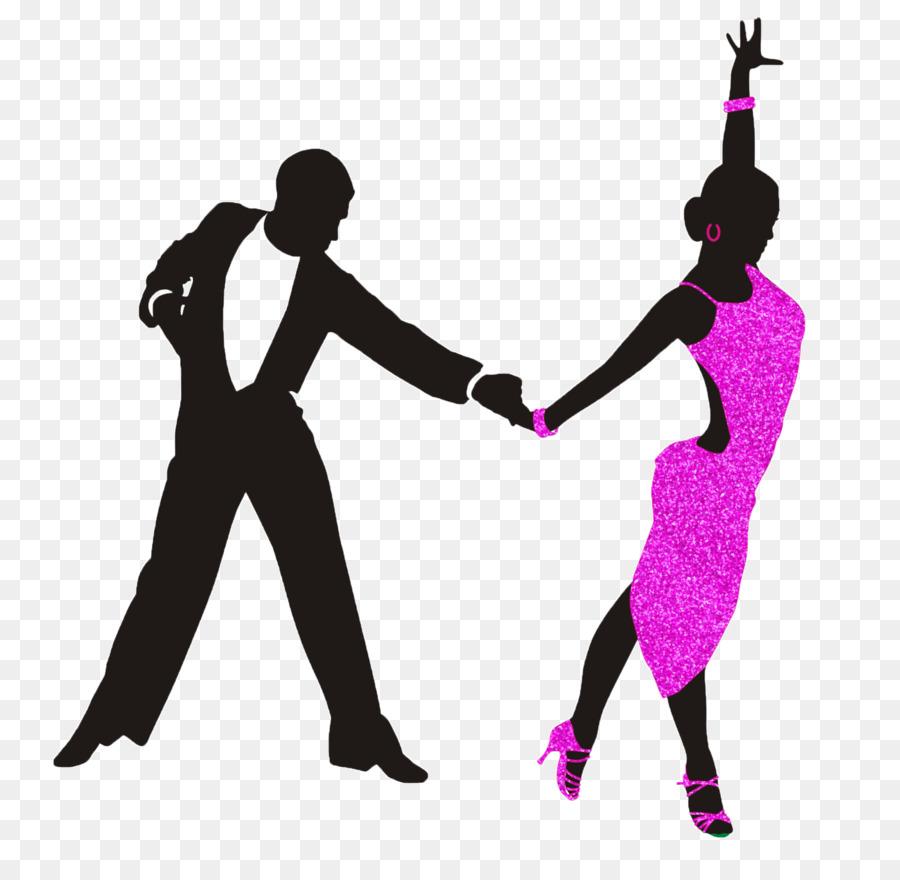 Открытка танцующие люди