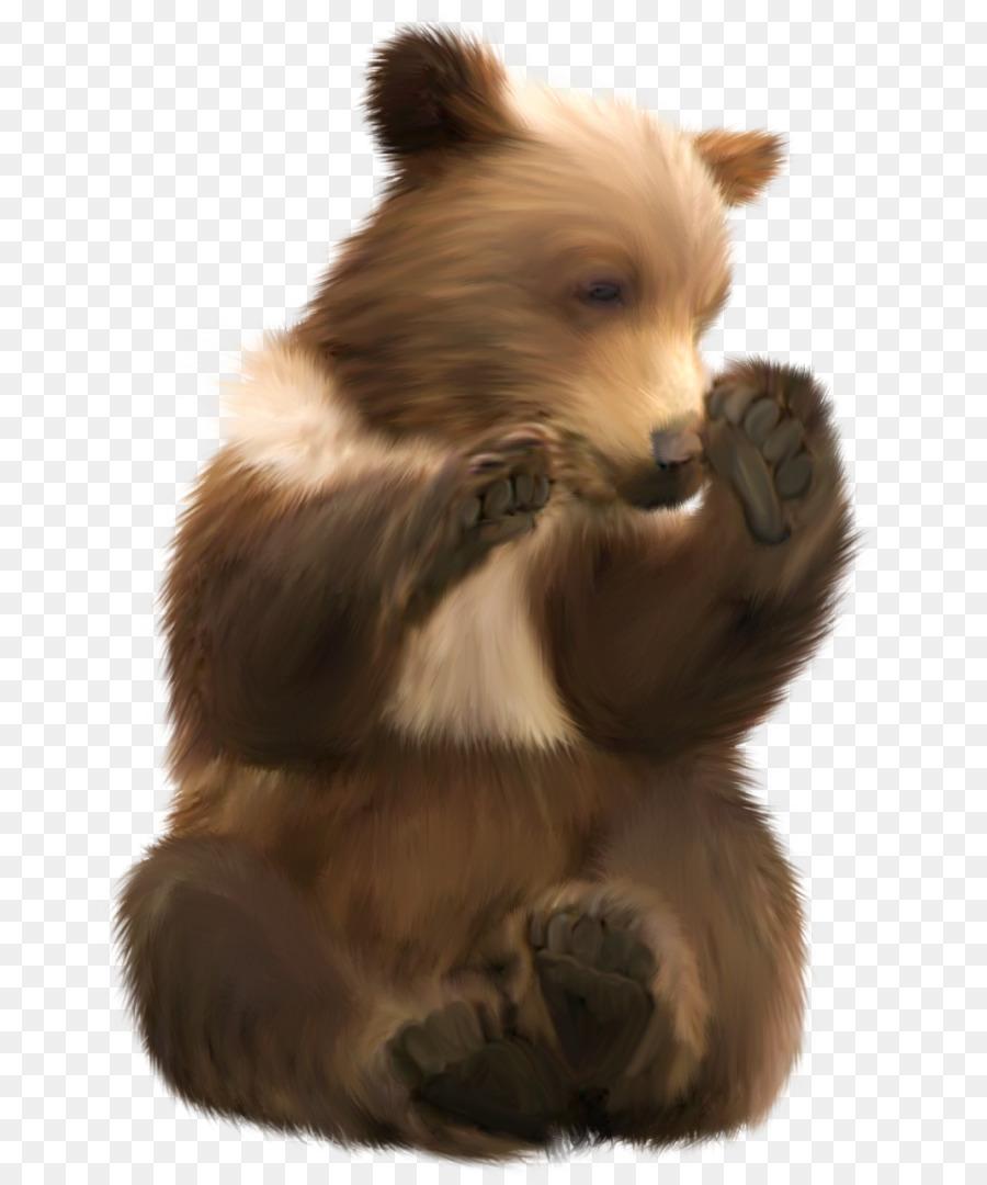 Днем, картинка медвежата для детей на белом фоне