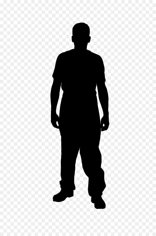 Силуэт фигуры человека фото