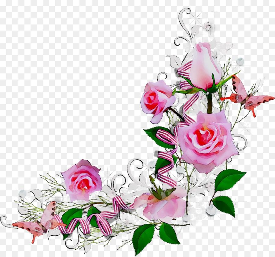 Цветы для оформления открыток и поздравлений