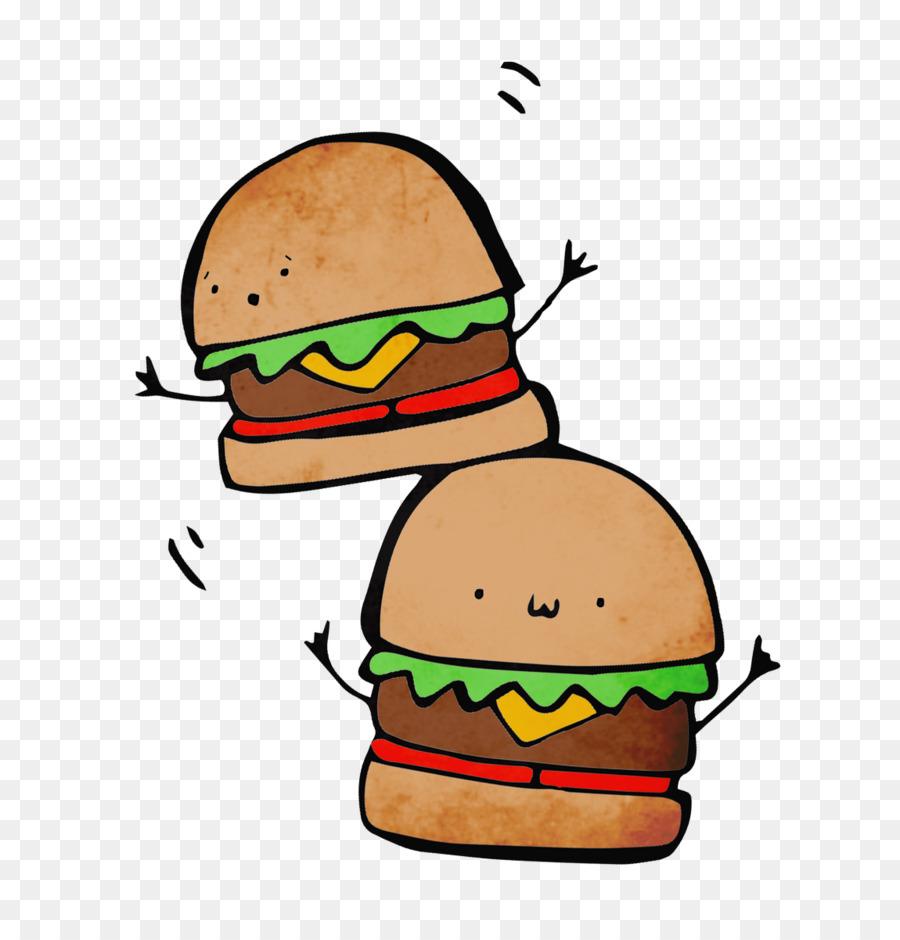 Картинки гамбургера рисовать