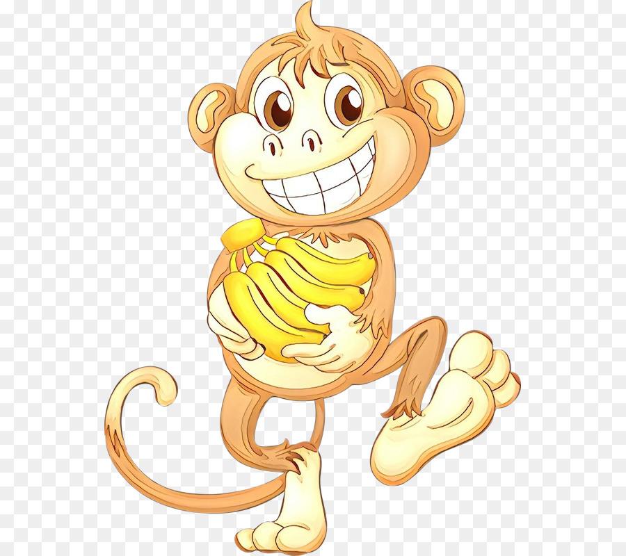 Картинки мартышек с бананами