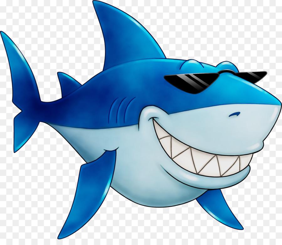 Картинки акул нарисованные