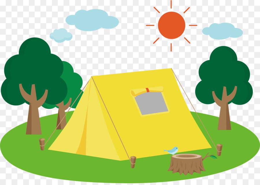 Лагерь картинка рисунок