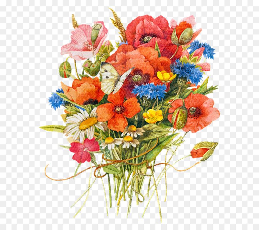 открытки гифки полевые цветы давно влюблен