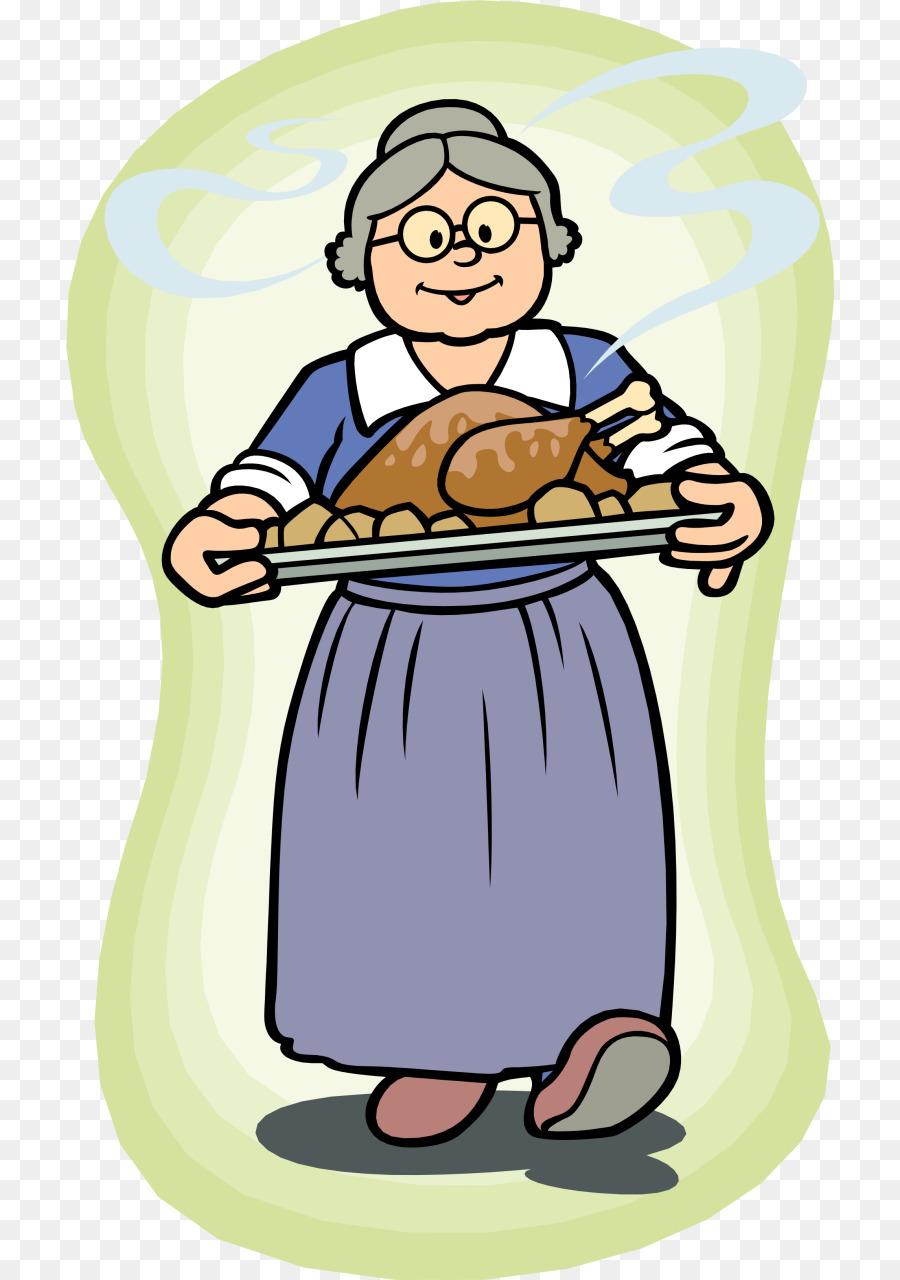 Картинка анимация бабушка с внуком