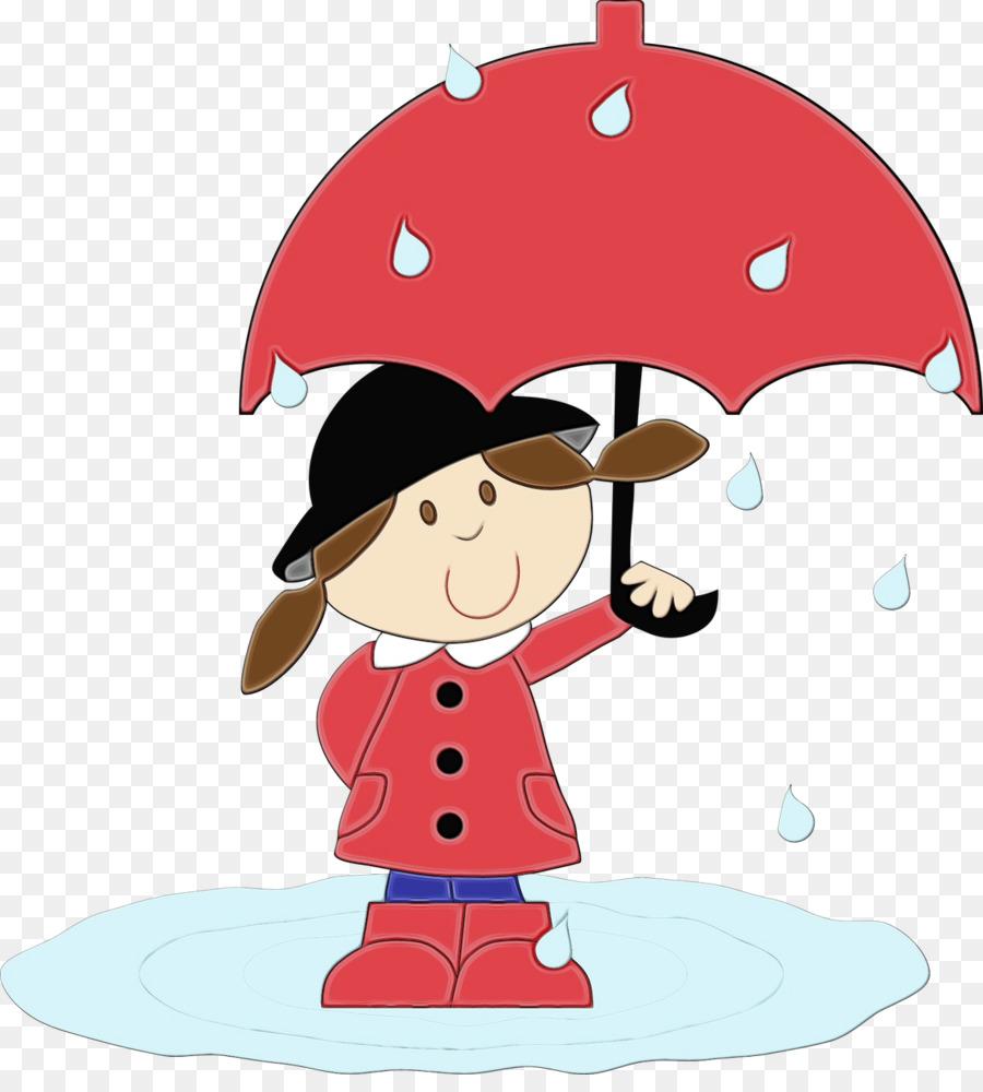 Смешные, картинка с девочкой с зонтиком