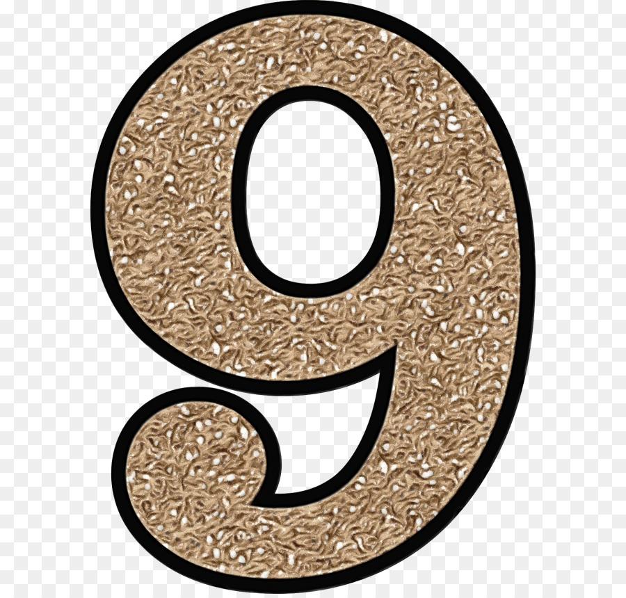 Картинки с цифрой 9 красивые, пальчиками можно