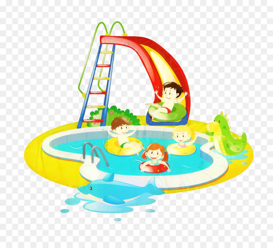 Картинки бассейн нарисованный