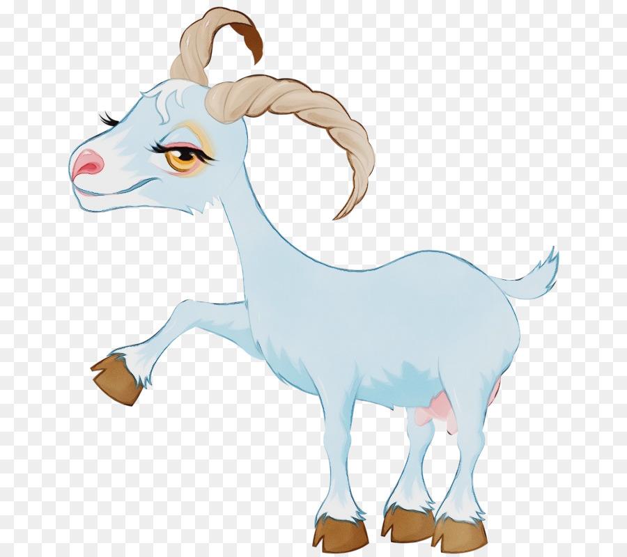 Картинки коза нарисованная
