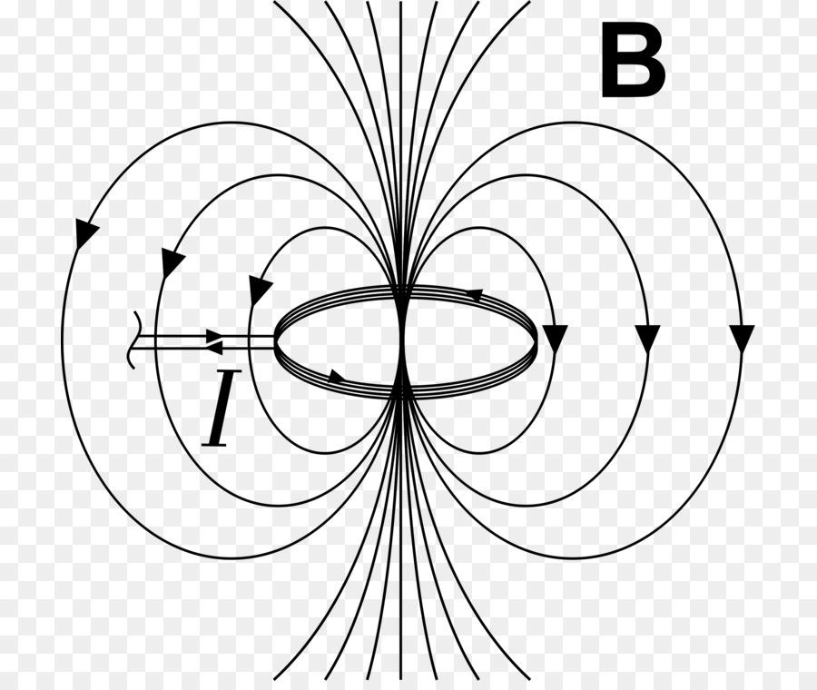 рисунок магнитного поля вас есть