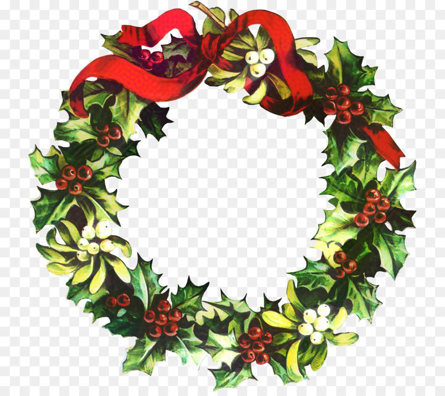 Открытки рождественские венки, для