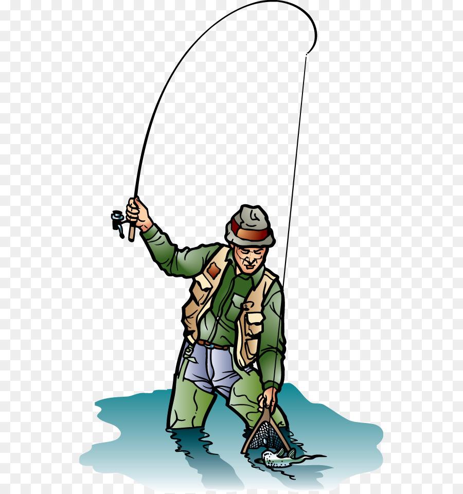 Картинка рыбака как профессии