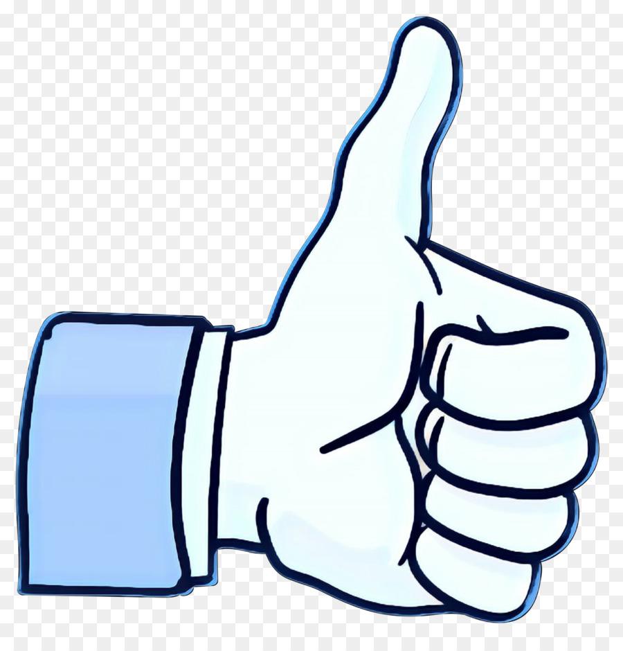 Прозрачная картинка палец вверх