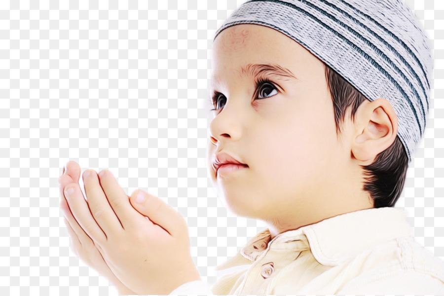 Картинка молится малыш ислам